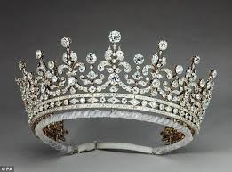 tiaras uk will kate middleton borrow a tiara from the for