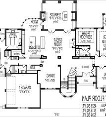 Large House Blueprints Big House Floor Plan Large Images For House Plan Su House Floor