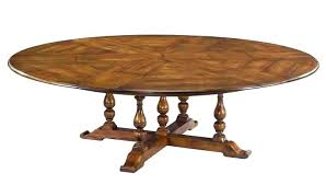 expandable dining table plans expanding circular dining table expanding round table plans round
