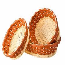 cheap fruit baskets empty cheap wicker decoration fruit basket for apple wholesale