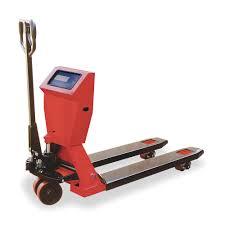 dayton pallet jack scale 4400 lb cap steel 2ze61 2ze61 grainger
