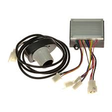 hb2430 tyd6 6 wire controller u0026 throttle bundle for the razor e200