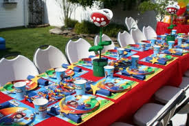 mario party supplies one of the best decoration outdoor event table ful