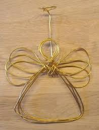 diy wire ornament tutorial wire and