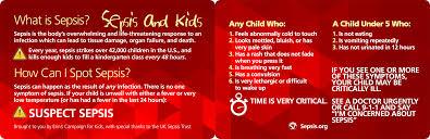 sepsis and children sepsis alliance