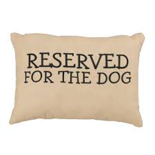 Decorative Dog Pillows Reserve Gifts On Zazzle