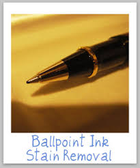ink off leather couch ballpoint ink stain removal guide removing pen stains