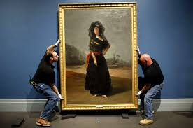 Oval Office Paintings by Hanging A Goya Painting Pictures Gallery Freaking News
