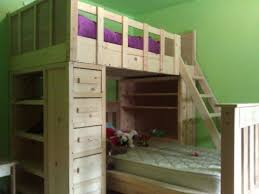 Plans For Building Log Bunk B by The 25 Best Cabin Bunk Beds Ideas On Pinterest Bunk Rooms