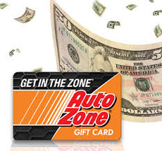 instant win gift cards autozone gift card instant win and sweepstakes 3 000