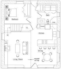 two bedroom earthbag house plans