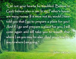Bible Verses To Comfort After Death Death Quotes Bible Quotes About Death U2013 John 14 1 4 Stuff