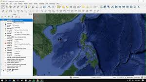 Plat Map Definition Overlay Google Maps Using Qgis Youtube