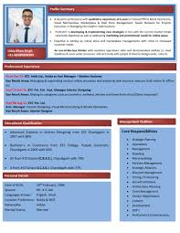 Best Resume Retail Store Manager by Sample Resume Export Executive
