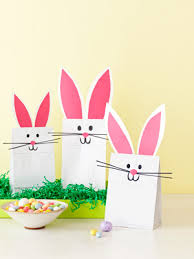 easter bags bunny crafts happy home fairy