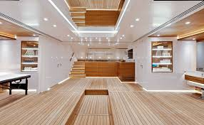 Most Beautiful Interior Design by The Most Beautiful Yachts Around The World
