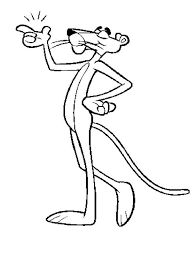 pink panther piece cake coloring pages bulk color
