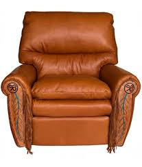 the ultimate recliner leather u0026 cowhide