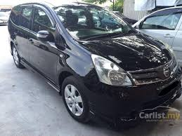Interior All New Grand Livina Nissan Grand Livina 2012 St L Comfort 1 6 In Perak Automatic Mpv
