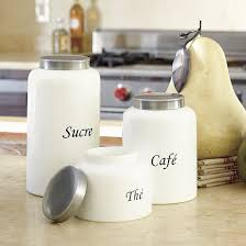 glass kitchen canisters set of 3 milk glass kitchen canisters ballard designs