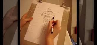 how to draw fashion design sketches pdf fashion today