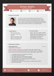 Modern Professional Resume Template Buy Resume Templates Graphic Design Resume Template Vita Resume