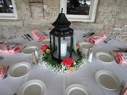 lantern centerpiece lantern centerpiece winfield wedding flowers