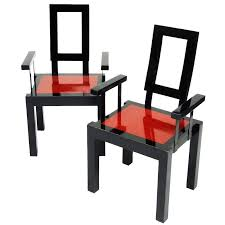 1980s italian postmodernist memphis style chairs for sale at 1stdibs