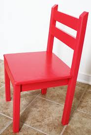 build a diy kids chair