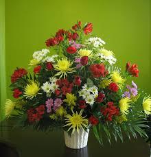 Cut Flower Garden by Sympathy Bouquet In Perryville Mo Andrew U0027s Flower Garden