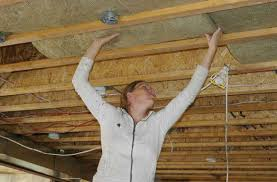 sound insulation for basement ceiling home decorating interior