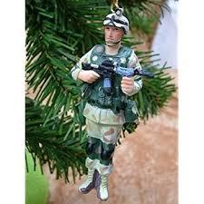 kurt adler u s army acu cap ornament home