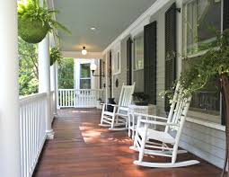 white porch rocker rocking chairs front porch rocking chair set