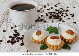 coffee cup roasted coffee beans on stock photo 416394370