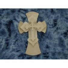 unfinished wood crosses unfinished wood layered fireman cross part lc15 170 fireman maltese