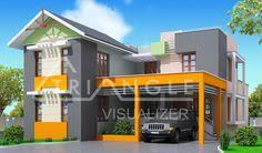 Luxury Home Design Kerala Beautiful Kerala Home Design Jpg 1024 614 Elevation Pinterest