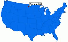 beulah dakota map beulah dakota city information epodunk