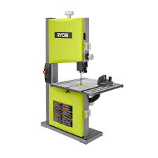 ryobi 2 5 amp 9 in band saw in green bs904g the home depot