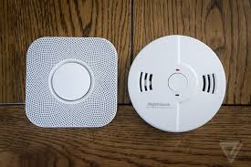 carbon monoxide detector flashing green light nest protect review the verge