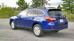 subaru outback touring blue 2017 subaru outback 2 5i touring test drive review
