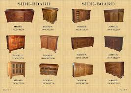 teak wood sideboard at rs 1500 piece s wooden sideboards id