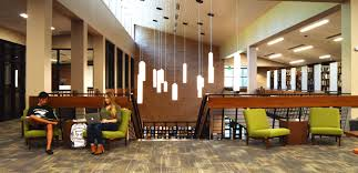 dotti m shelton learning commons lees mcrae college