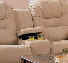 stylish recliner saddle fabric stylish modern reclining sectional sofa