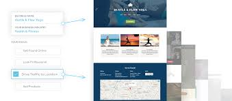 design a website vistaprint website builder uk