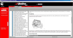 cummins quickserve 10 2014 каталог запчастей и сервисная