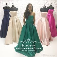 plus size country bridesmaids dresses with pockets 2017 a line