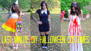 Halloween Costume Wednesday Addams Minute Diy Halloween Costumes Spook Tober