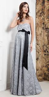 formal maternity dresses gown silver mist maternity gowns and gowns