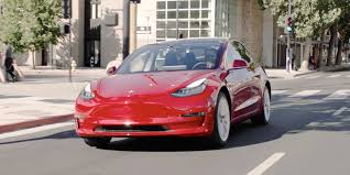 tesla model 3 to have best in class depreciation report says