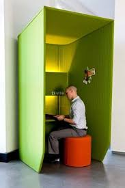 cabine bureau buzzibooth great in office touch open lounge room or